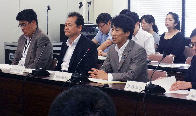 B型肝炎訴訟 厚生労働大臣協議 田村憲久厚生労働大臣(当時)